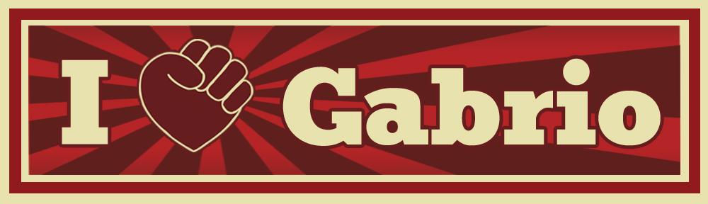 I Love Gabrio